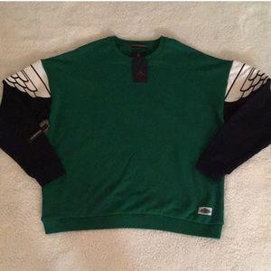 Air Jordan Wings Crewneck Sweatshirt XL AO0426-302